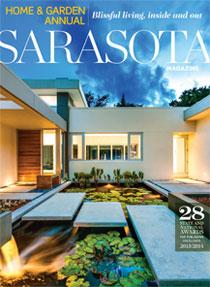 Sarasota Magazine Cover
