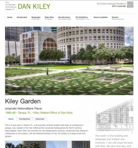 Kiley Garden Tampa