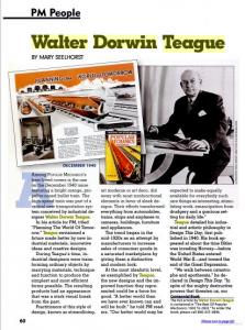 Walter Dorwin Teague