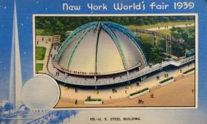 US Steel 1939 Worlds Fair