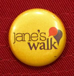 janes walk button