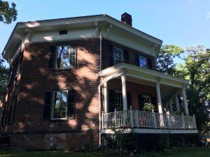Catskill, NY octagon house